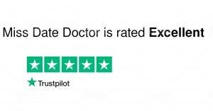 Miss Date Doctor trustpilot