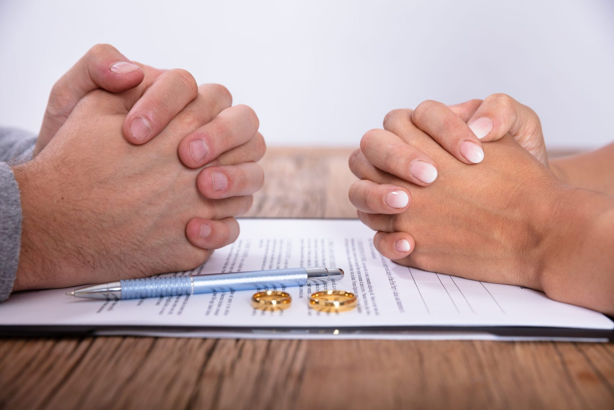 Counseling for divorce
