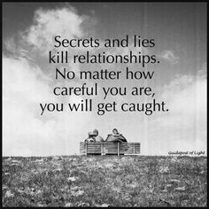 Quotes lies relationships 70+ Lying